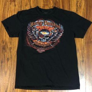 Harley Davidson Maui Hawaii T-Shirt.